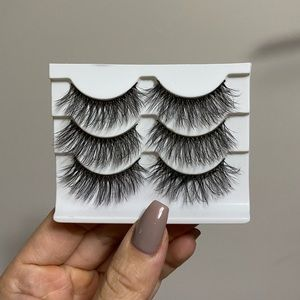 BUNDLE 🎁 HIGH QUALITY MINK & FAUX MINK EYELASHES